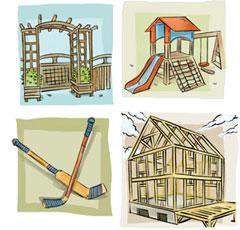 Industries de transformation du bois