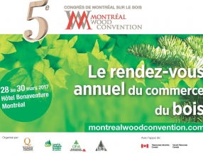 Montréal Wood Convention 2017